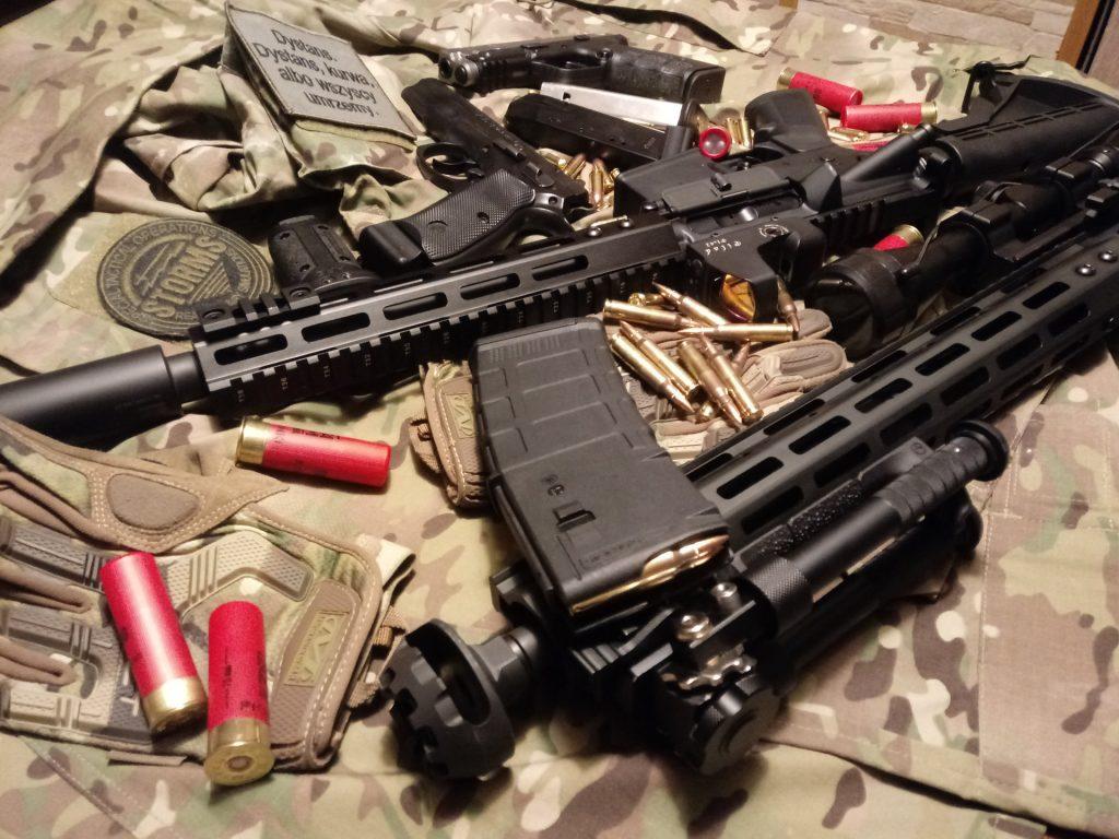 STORMS - szkolenia niedzielny komandos