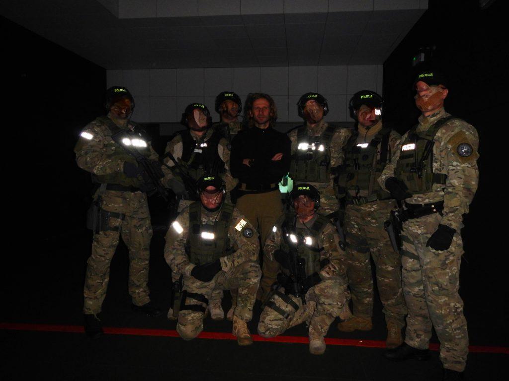 szkolenia dla służb mundurowych